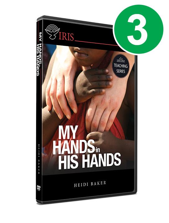 My Hands In His Hands 3 DVD Offer
