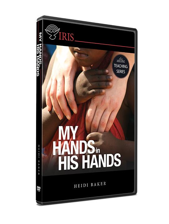 My Hands In His Hands DVD Offer