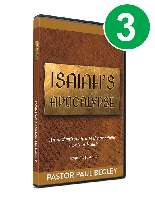 Isaiah's Apocalypse 3 Pack Offer