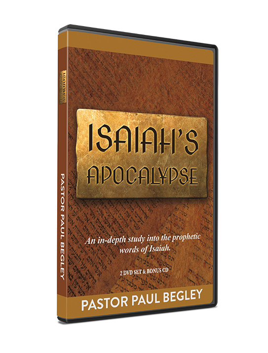 Isaiah's Apocalypse DVD Set & The Journey CD
