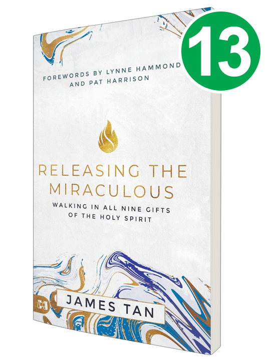 Releasing the Miraculous 13 Book Offer