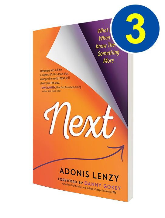 Next 3 Book Offer