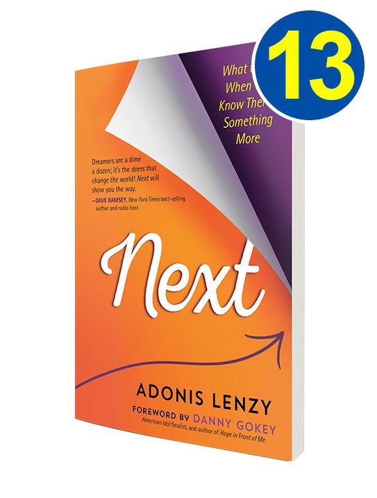 Next 13 Book Offer