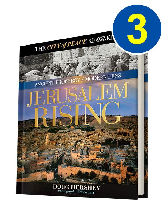 Jerusalem Rising 3 Book Offer