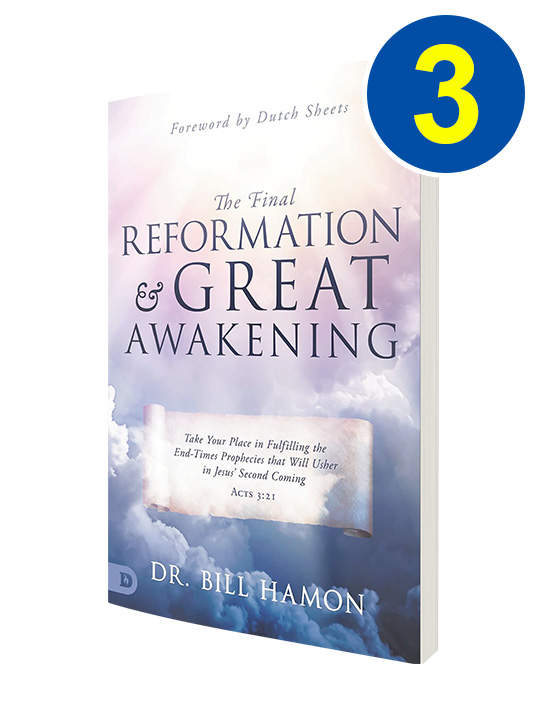 The Final Reformation 3 Book Offer