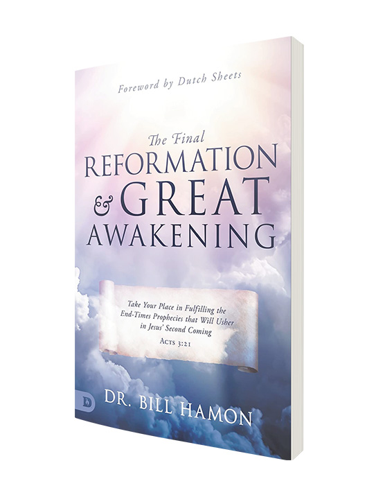 The Final Reformation Book Offer