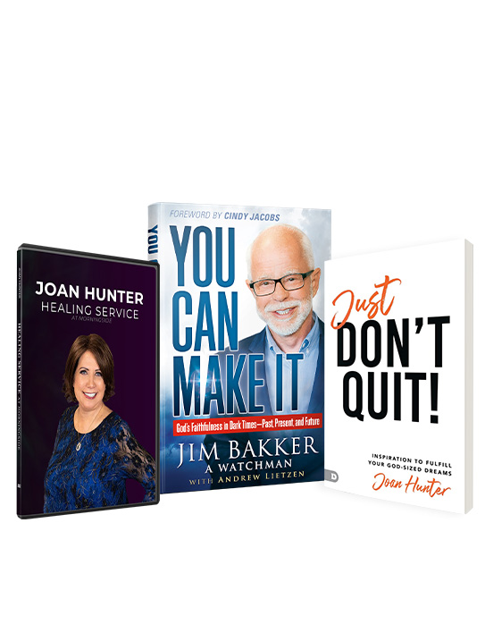 You Can Make It, Just Don't Quit Offer
