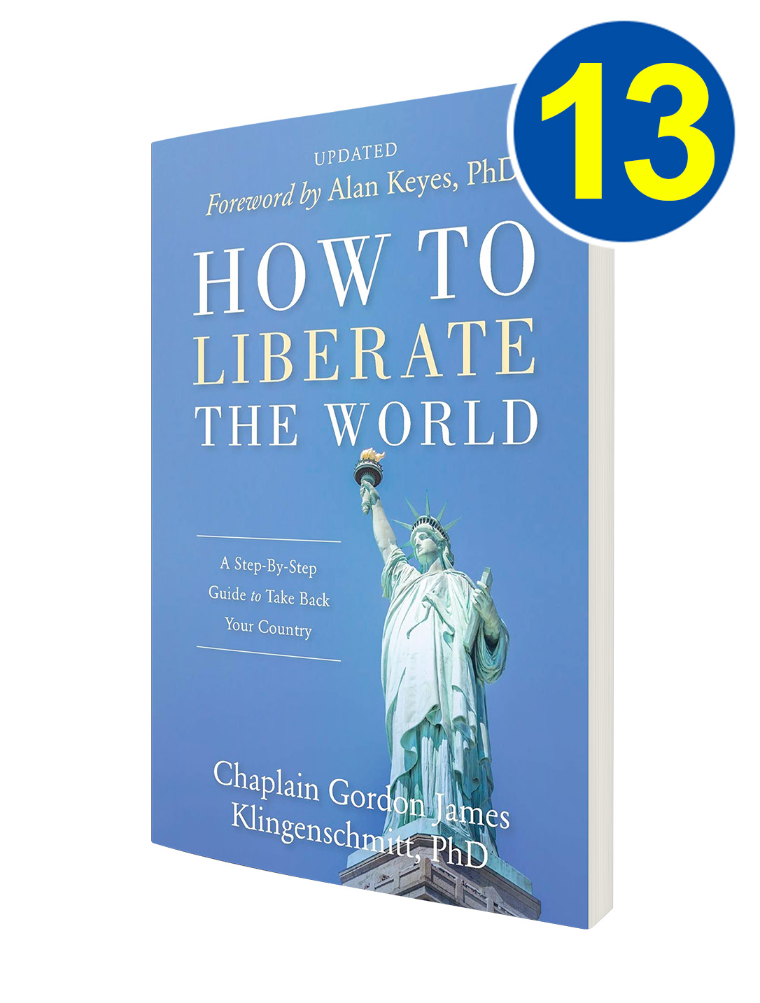 How To Liberate The World 13 Book Offer