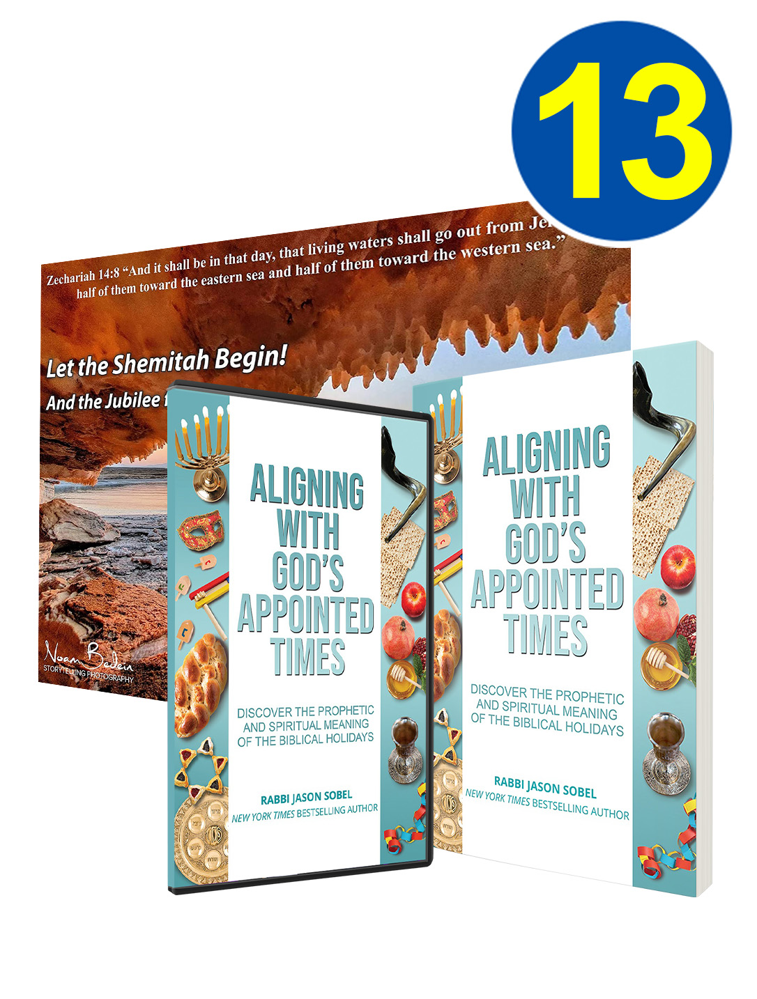 13 Aligning with God's Appointed Times Books