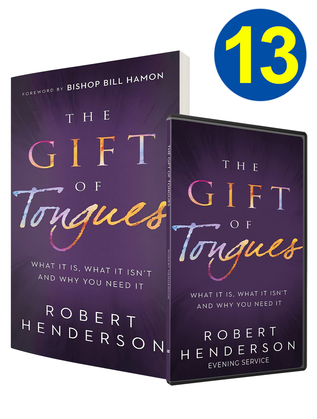 13 The Gift of Tongues Books Offer