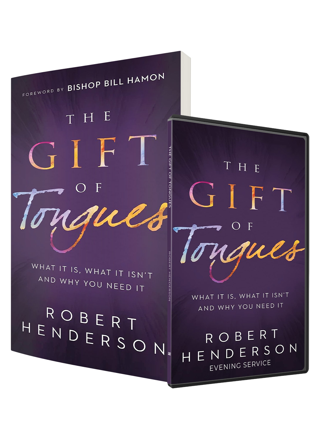 The Gift of Tongues Book Offer
