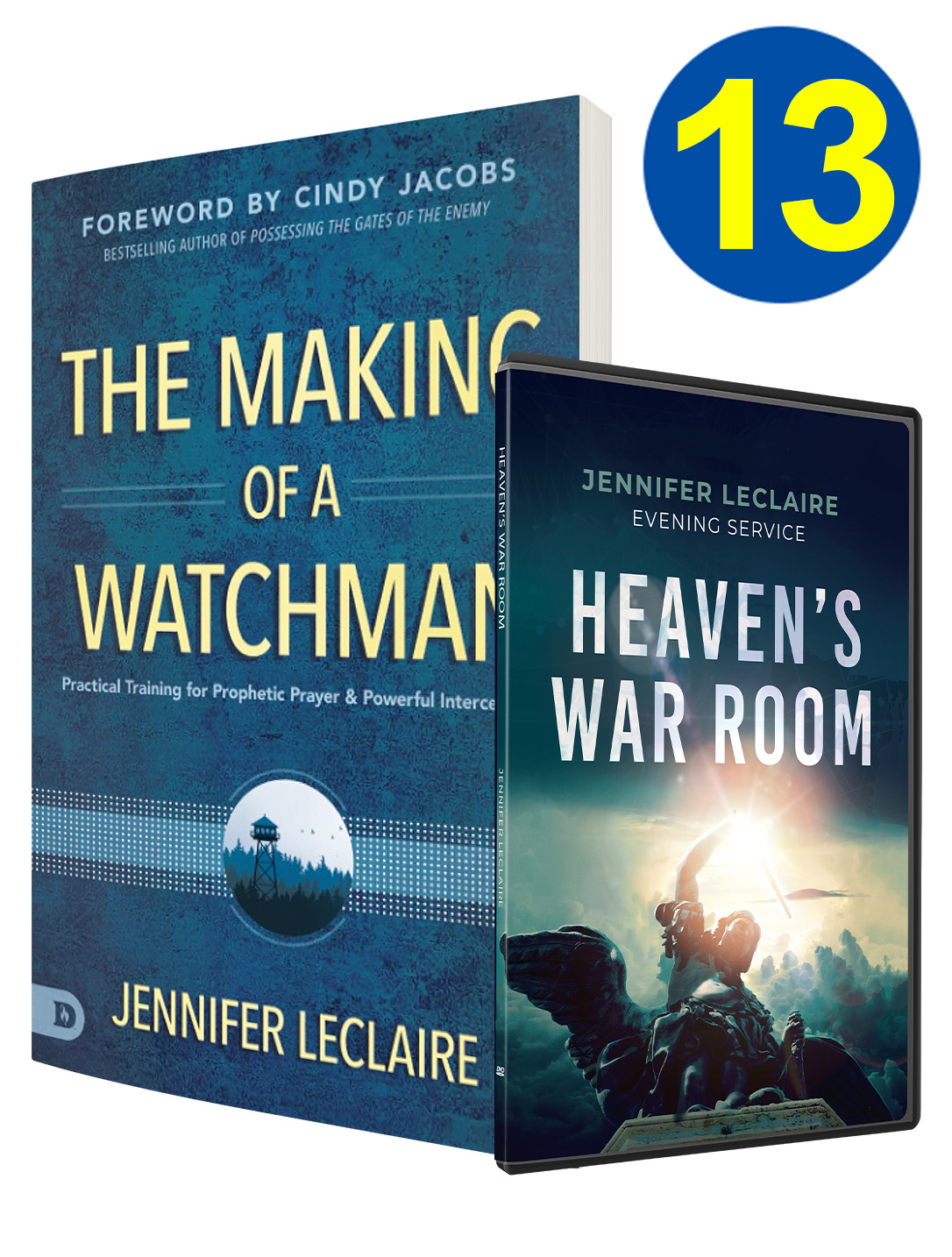 The Making Of A Watchman 13 Book & DVD Offer