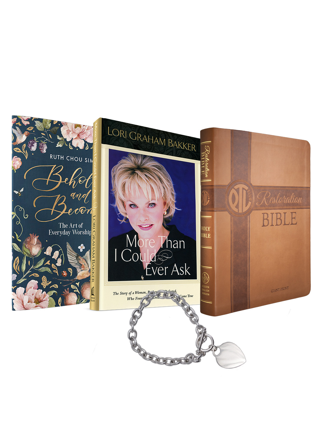 Restoration Bible Beholding & Becoming Birthday Offer