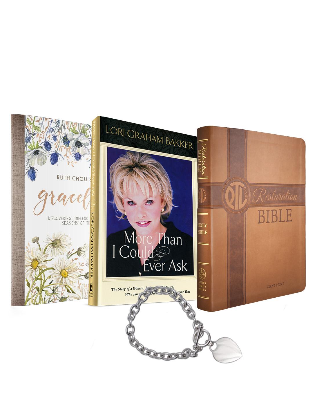 Restoration Bible Gracelaced Birthday Offer