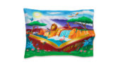5-Pack Children's Bible Story Pillowcases and GoAnywhere Pillows