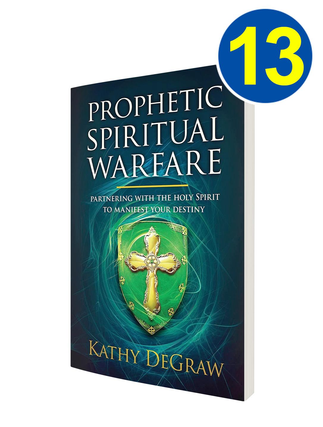 Prophetic Spiritual Warfare 13 Book Offer