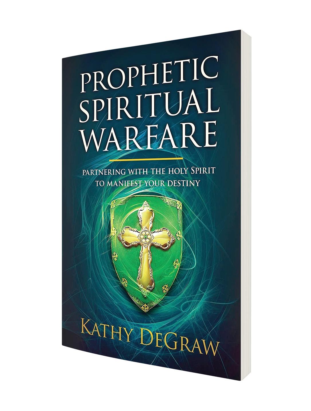 Prophetic Spiritual Warfare Book Offer