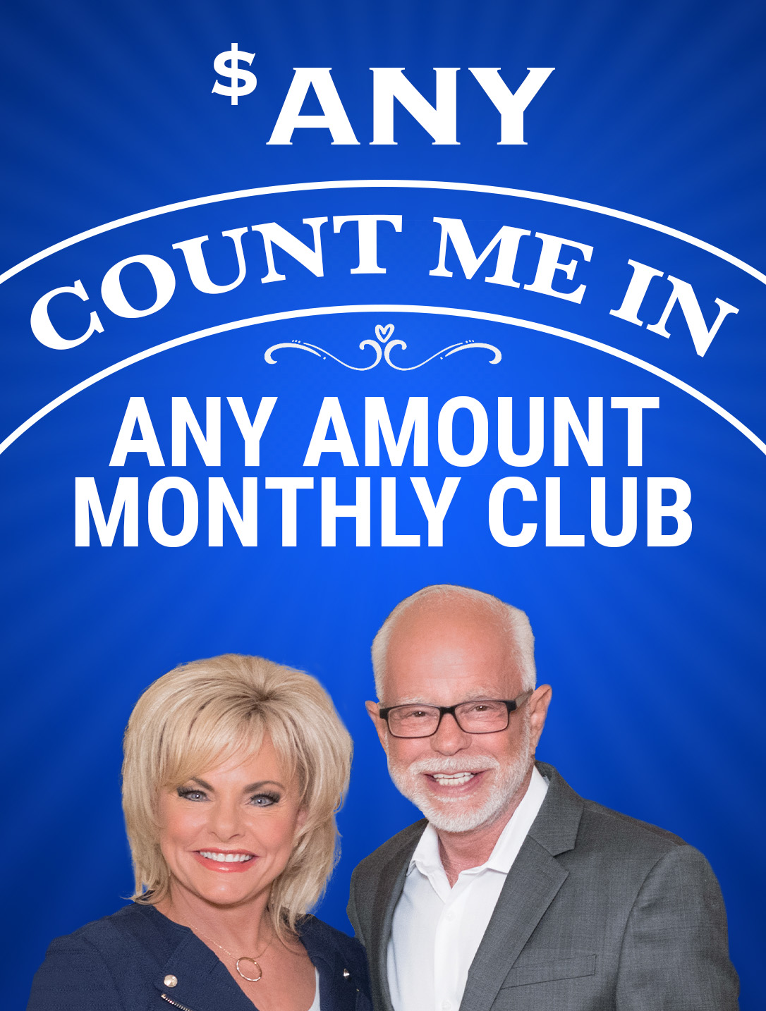 Count Me In - Any Amount Club
