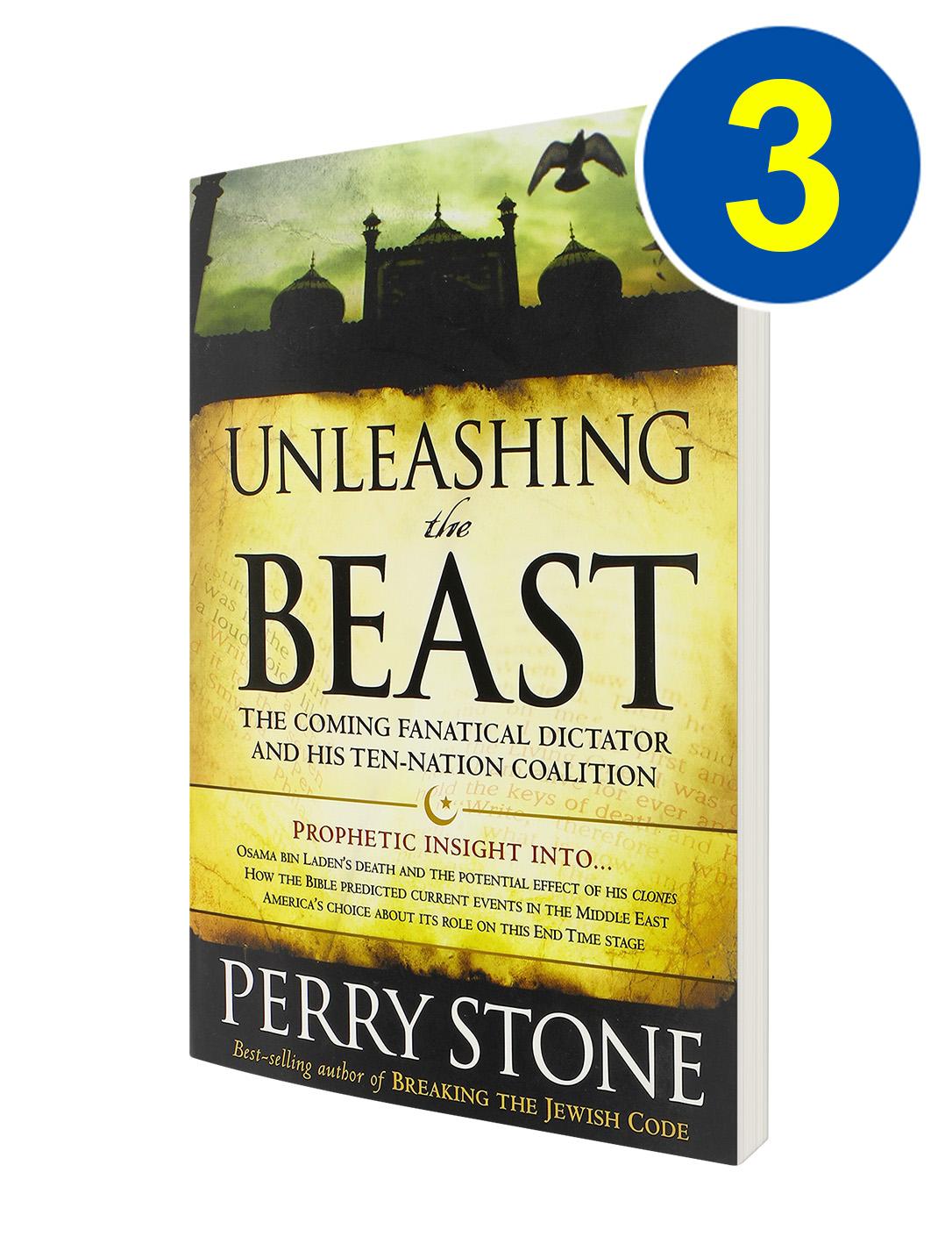 Unleashing The Beast 3 Book Offer