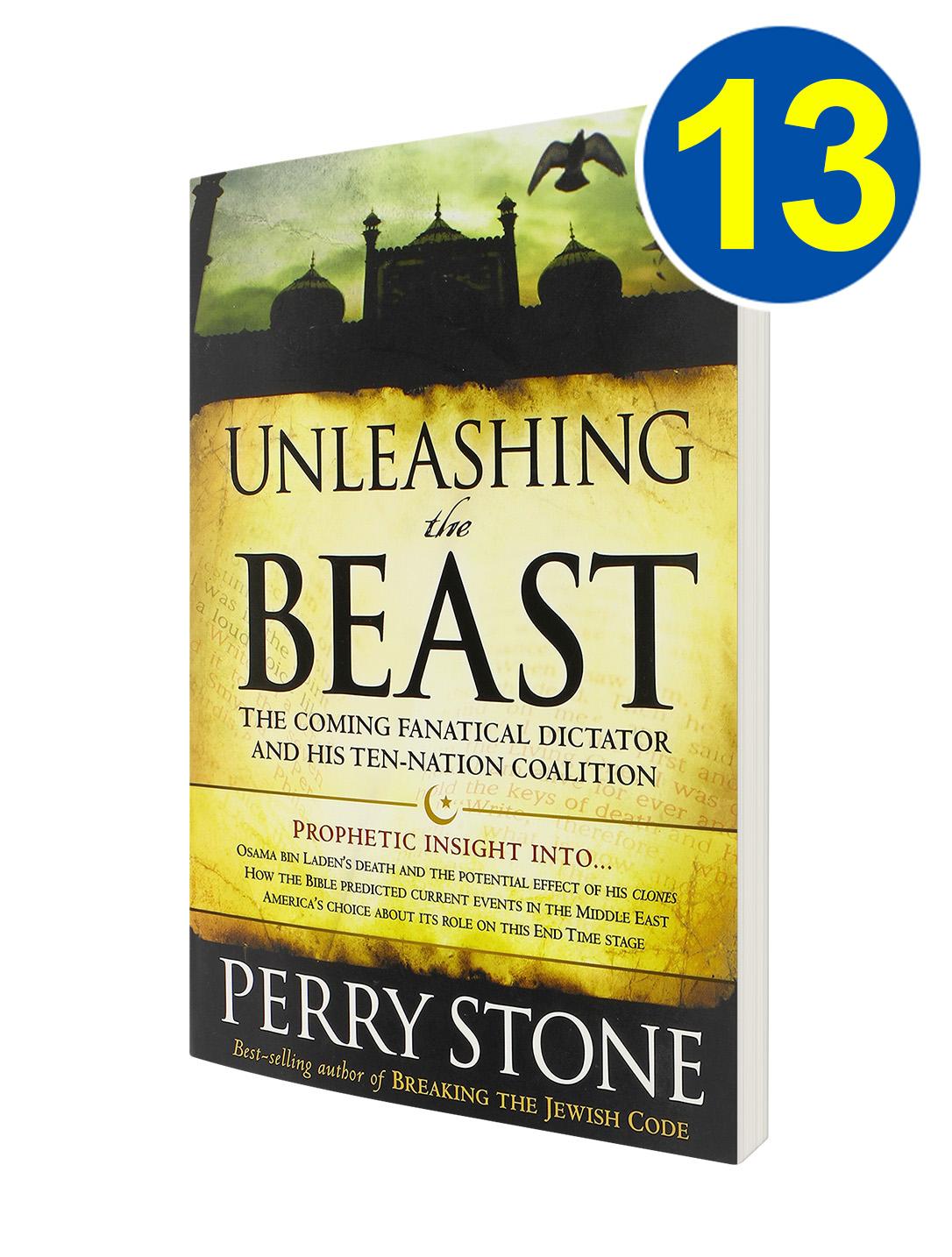 Unleashing The Beast 13 Book Offer