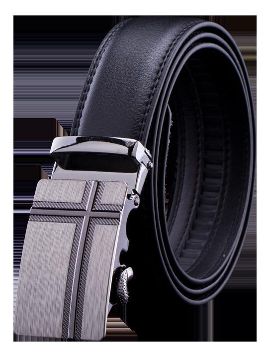 mens-adjustable-cross-buckle-belt