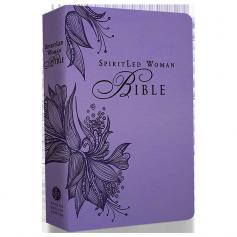 SpiritLed Woman Bible (Lavendar)