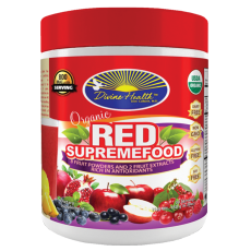 Divine Health® Organic Red Supremefood