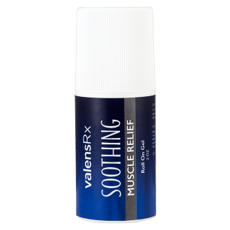 ValensRx Soothing Muscle Relief Roll-On Gel