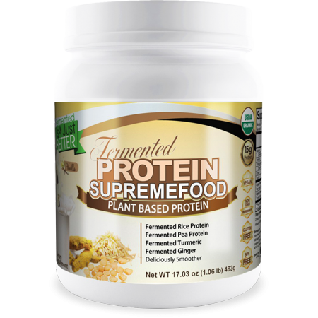 Divine Health® Fermented Protein Supremefood