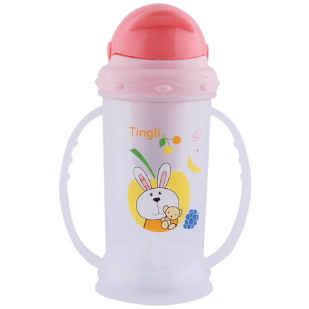 Seychelle® Toddler Bottle (Pink)