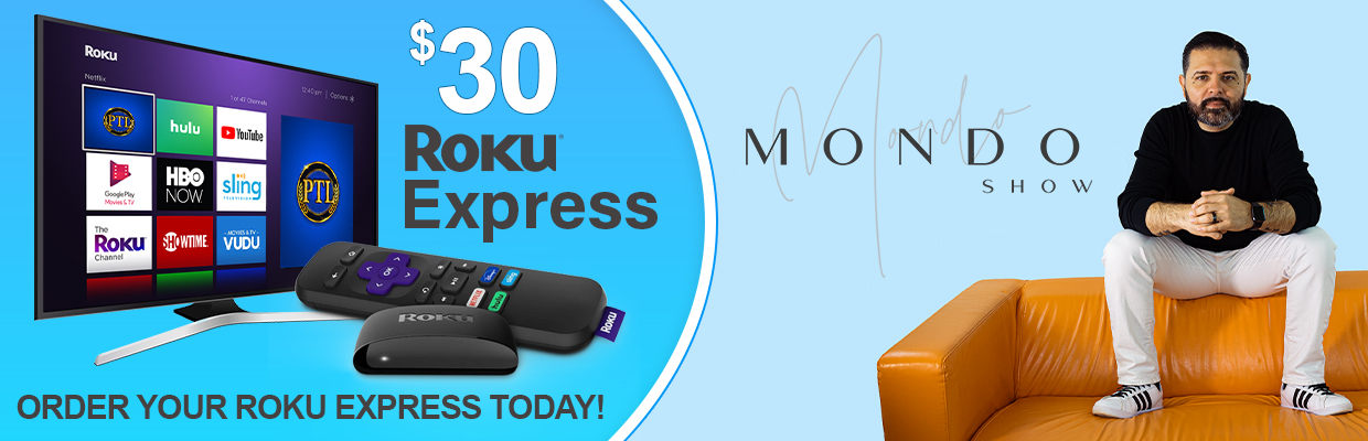 Order the Roku Express today for $30. Limited time offer