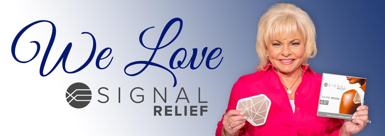 Signal Relief Affiliate PTL Shop Banner 1240x440