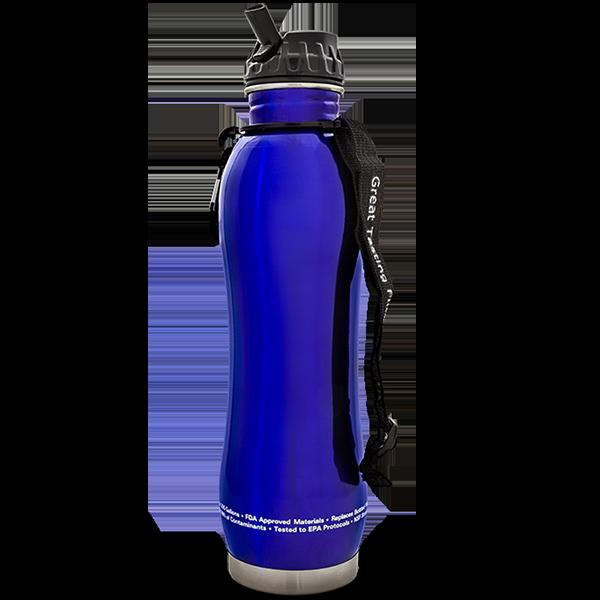 pH20 Stainless Steel Bottle