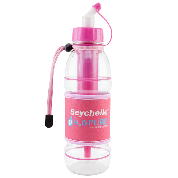 pH20 Sports bottle Pink