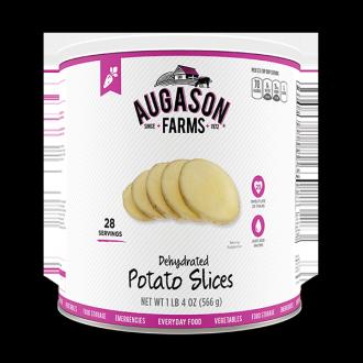 Potato Slices #10