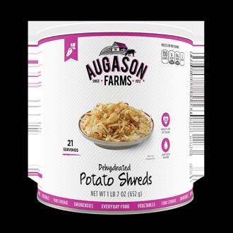 Potato Hashbrowns #10