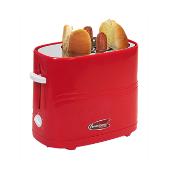 Red Hot Dog Toaster