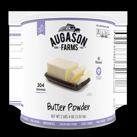 Butter Powder #10 Can