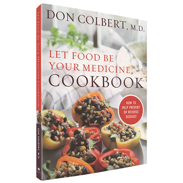 Let Food Be Your Medicine Cookbook