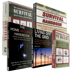 Jim's-Survival-Book-Library-Essentials