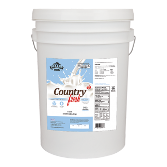 Country Fresh 100% instant Nonfat Milk