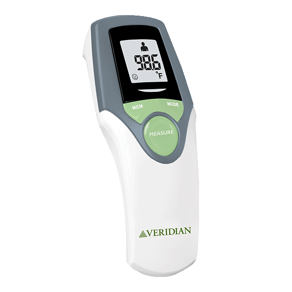 Veridian-Healthcare-09-348-Infrared-Thermometer-Clear-Screen600x600Clear
