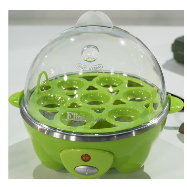 Green Egg Cooker 2