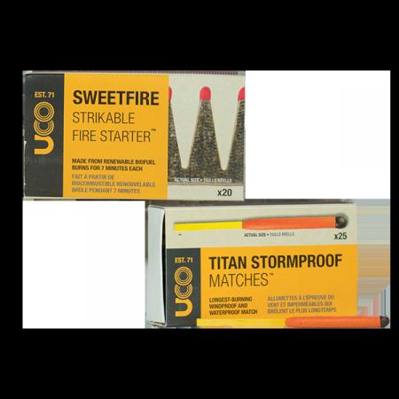 Matches&Firestarter