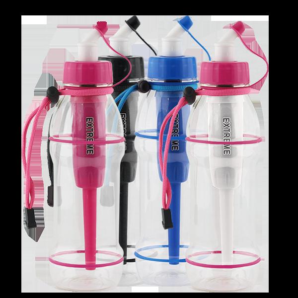 4 Extreme Sport Bottles