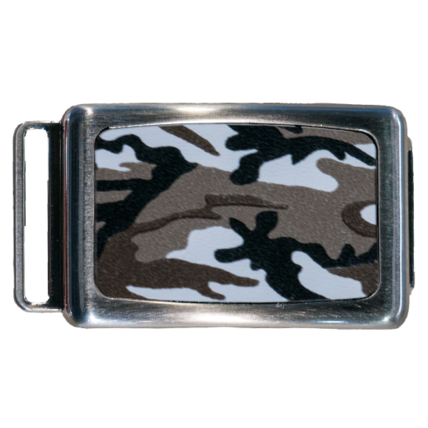 Ladies Adjustable Belt camo
