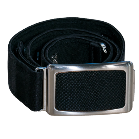 Ladies Adjustable Belt black
