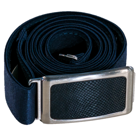 Ladies Adjustable Belt navy 1