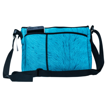 Turquoise-Bag