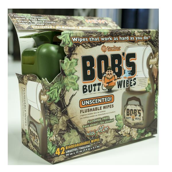 Bob's Butt Whipes